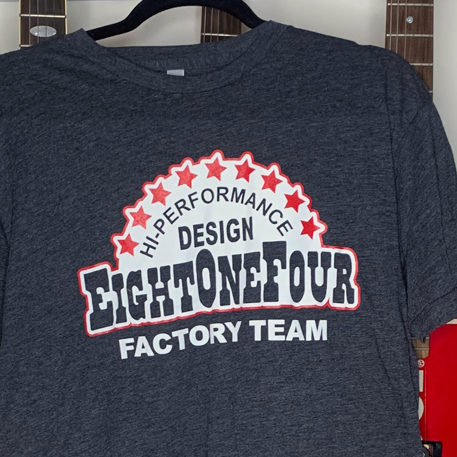 EightOneFour Design Factory Team Tee