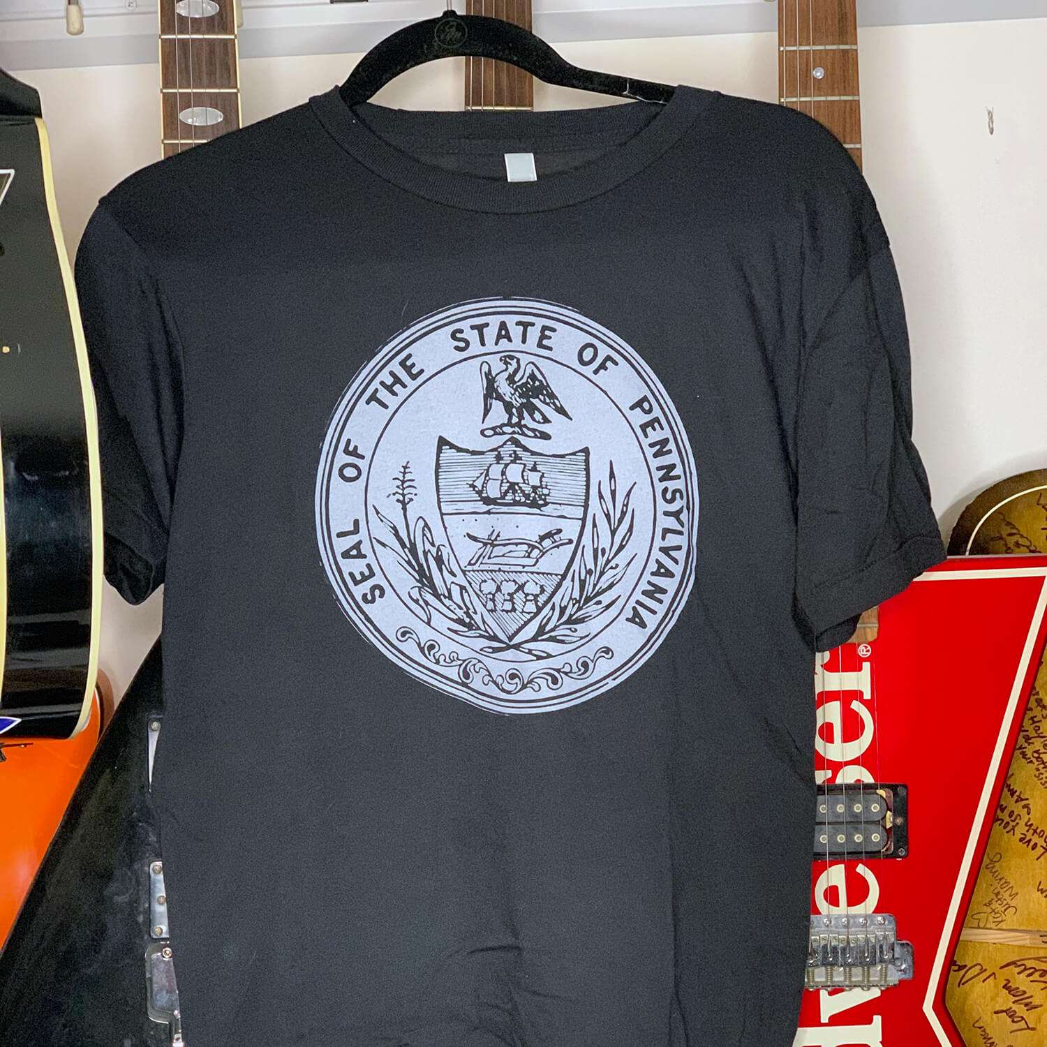 Pennsylvania Seal Tee